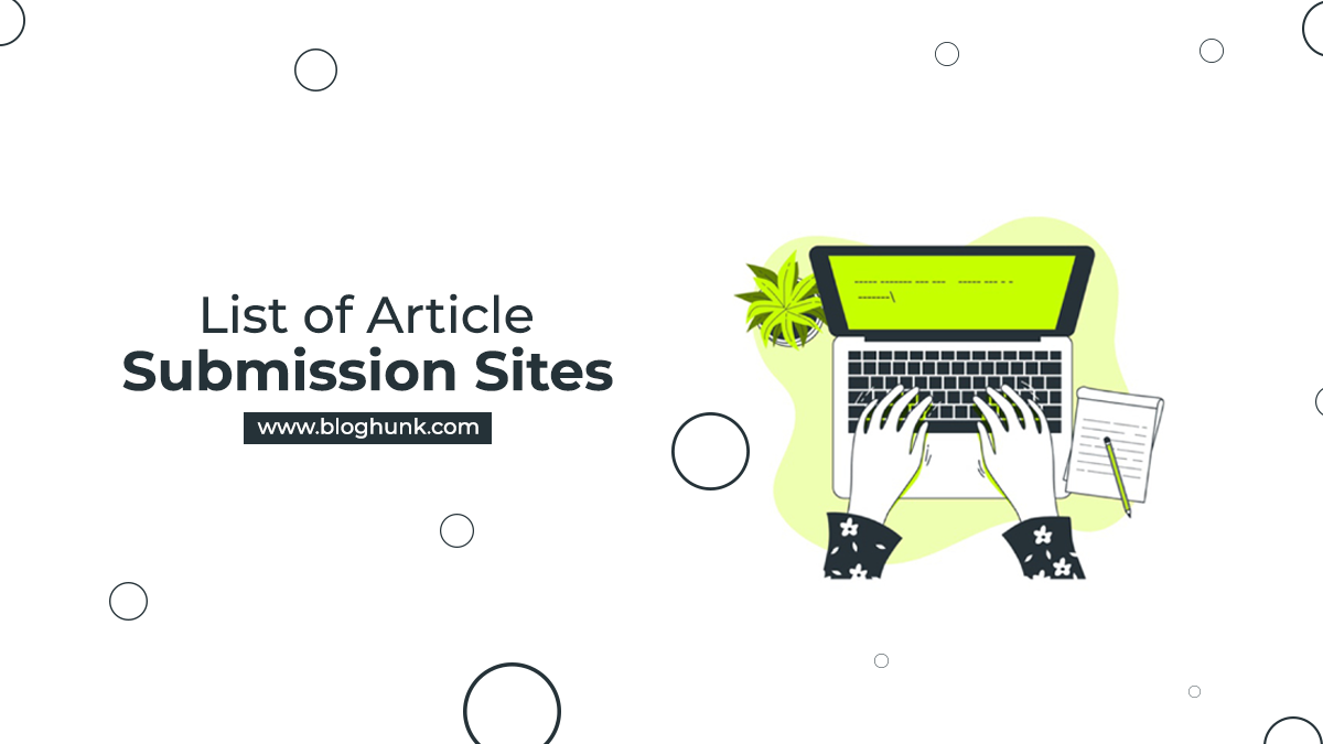 List of Article Submission Sites 1
