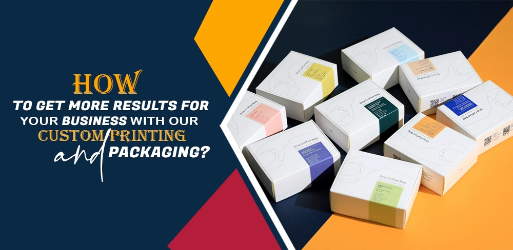 custom printing and packaging