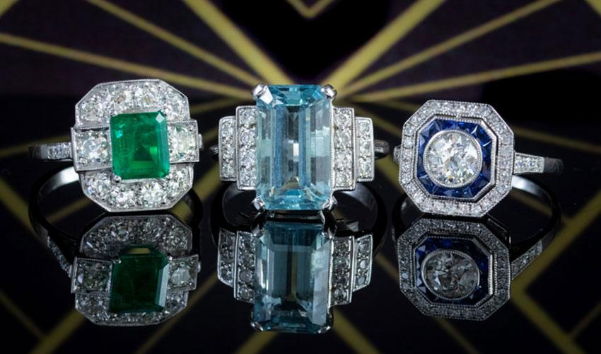 Why you should buy Vintage and Vintage Inspired Art Deco Jewelry? 1